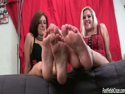 Foot Fetish Craze videos